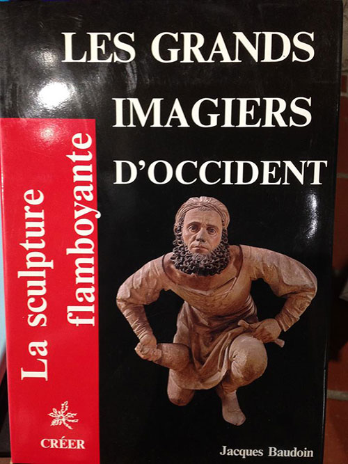 LES GRANDS IMAGIERS D'OCCIDENT