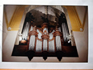Carte postale ORGUE DE CLICQUOT