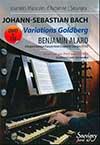 Pack dvd+cd - Benjamin Alard, J.S. Bach, Variations Goldberg
